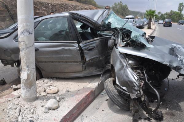 قتيل وجريح في حادثة سير بجماعة تاكوشت بإقليم الصويرة