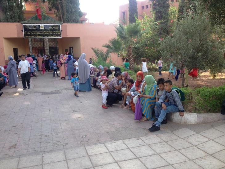 فرع المنارة للجمعية المغربية لحقوق الإنسان يشجب تقليص ساعات التعلم إلى أقل من النصف