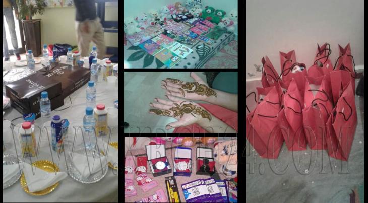 مبادرة شبابية تدخل الفرحة على الاطفال مرضى السرطان بمراكش + صور
