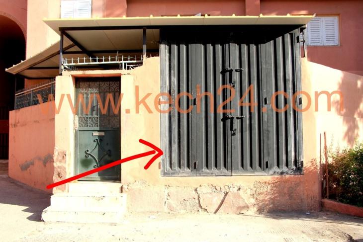 بالصور: شخص يستغل يوم الإنتخابات التشريعية ويحول شقته إلى محل تجاري أمام صمت السلطات بمراكش