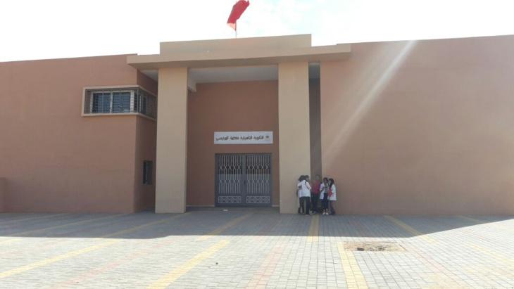 تلاميذ ثانوية المرنيسي بأبواب مركش بين مشكل النقل والهاجس الأمني