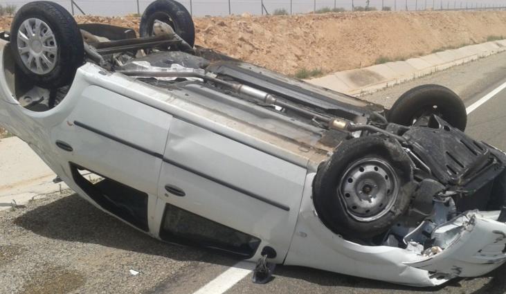 خمسة قتلى في حادثة سير مروعة بسطات