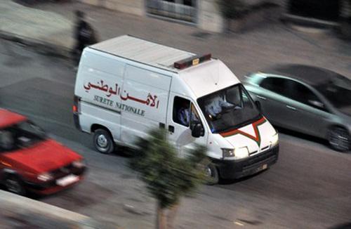 إصابة سجناء ورجال أمن في حادث انقلاب سيارة للشرطة