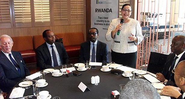 بحث سبل تعزيز الشراكة بين القطاع الخاص الرواندي والمغربي