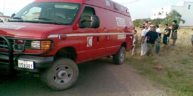 مقتل 4 أشخاص في حادثة سير خطيرة بعد سقوط سيارتهم من قنطرة وادي لعبيد