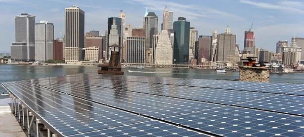 نيويورك الأمريكية تنتقل نحو الطاقة النظيفة بسرعتها القصوى