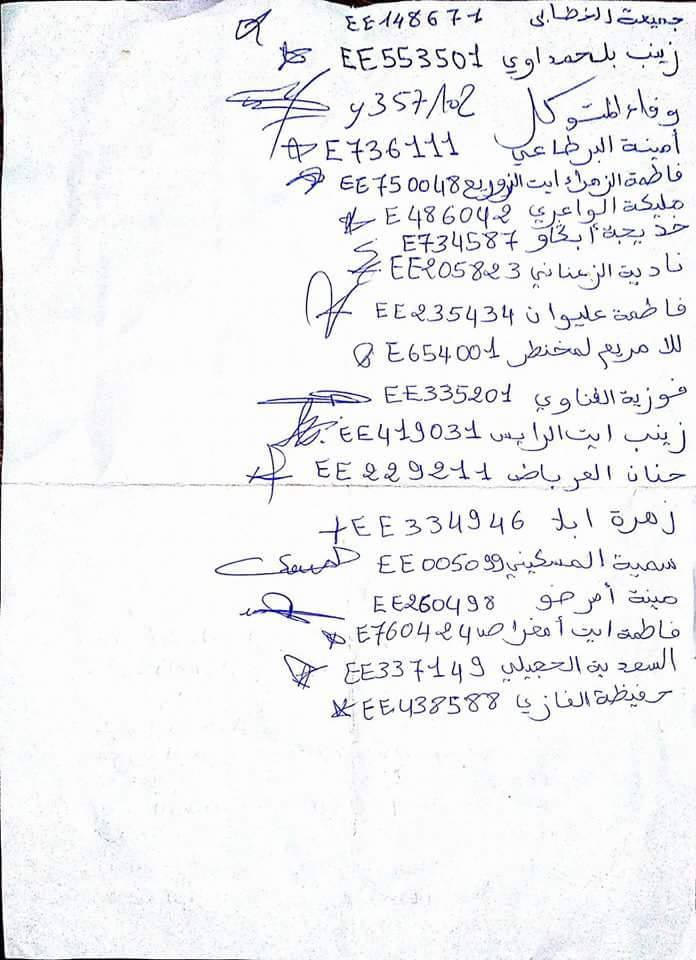 حقوقيون لرئيس جماعة الويدان: لا يجوز إخضاع أي مواطن لعقوبات وحرمان بسبب اختياراته السياسية