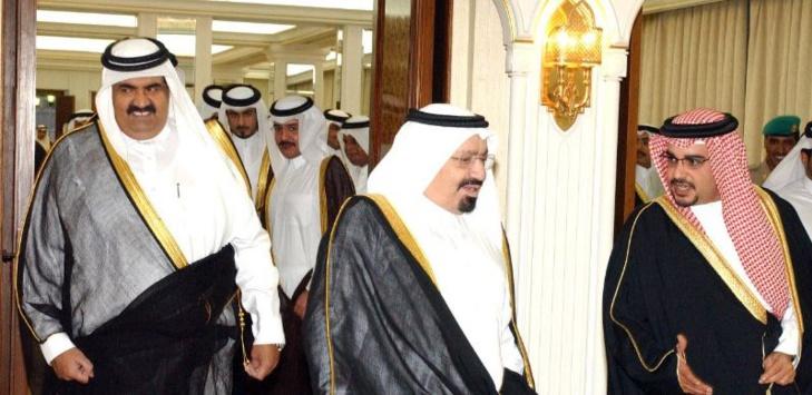 عاجل: وفاة أمير قطر السابق