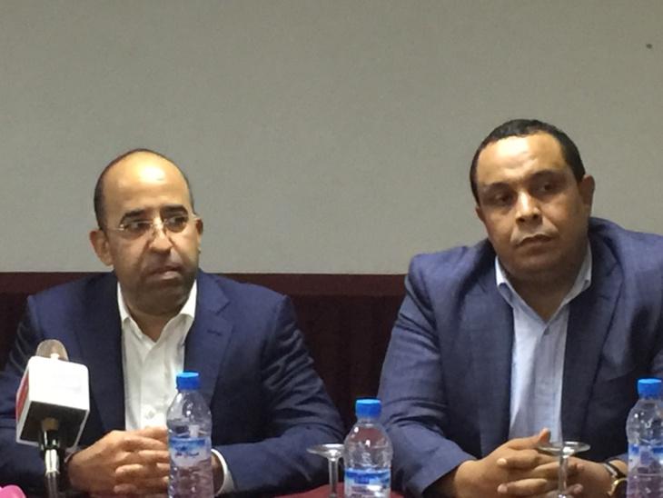 بحضور منتخب 98 منارة القابضة تنظم الدوري الاول للمرحوم عبد الرحمان زهيد بالملعب الكبير لمراكش