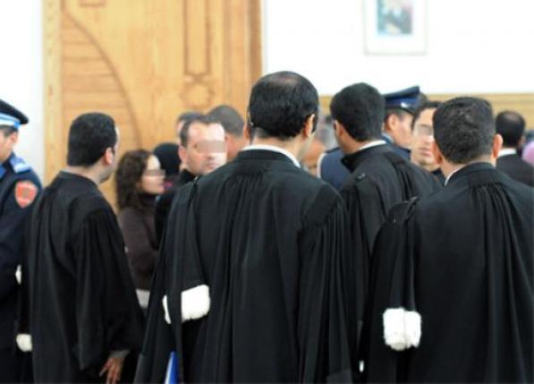 توقيف نقيب المحامين السابق بأسفي بسبب خيانة الامانة العامة