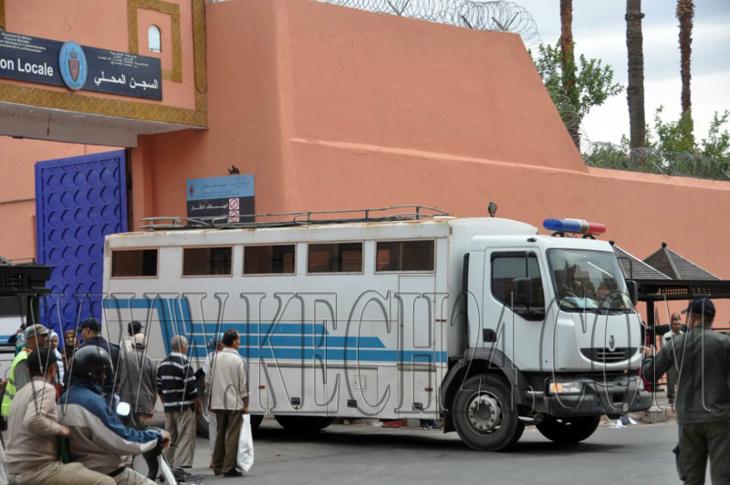 مندوبية السجون تكشف رسميا أسباب إخلاء السجن المحلي بمراكش
