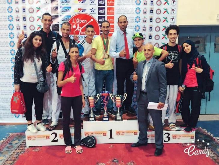 اختتام النسخة الأولى من الدوري الدولي المفتوح للتيكواندو بمراكش