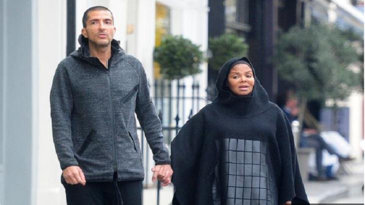 شقيقة مايكل جاكسون تظهر بالحجاب للمرة الأولى مع زوجها الملياردير القطري