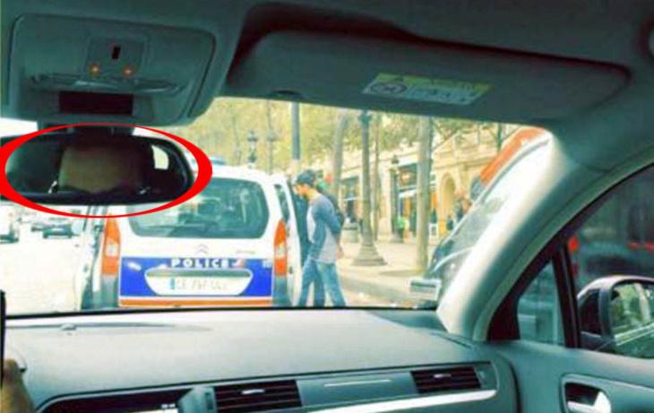 من يكون الشخص الذي التقط صورة سعد المجرد أثناء إعتقاله في باريس