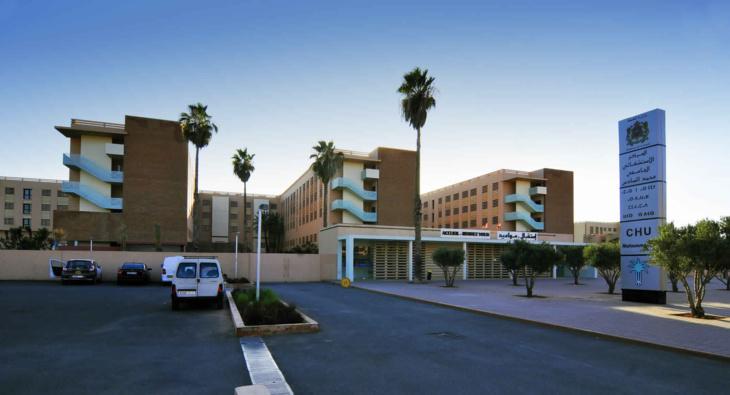 المركز الإستشفائي الجامعي محمد السادس بمراكش يطلق ترسانة طبية جديدة