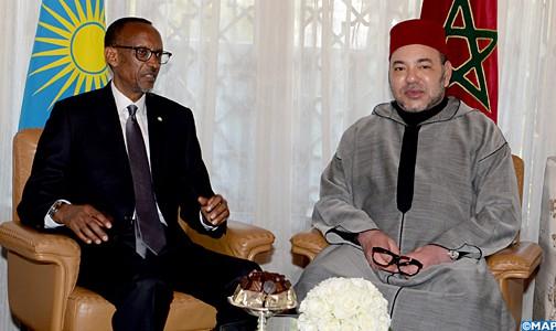 """الرئيس الرواندي: يتعين أن يعود المغرب إلى الاتحاد الإفريقي وأن """"يضطلع بدوره"""""""