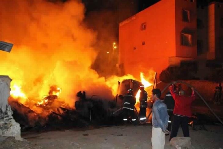 عاجل: اندلاع حريق بمؤسسة تعليمية بحي المحاميد بمراكش وأنباء عن خسائر مادية كبيرة
