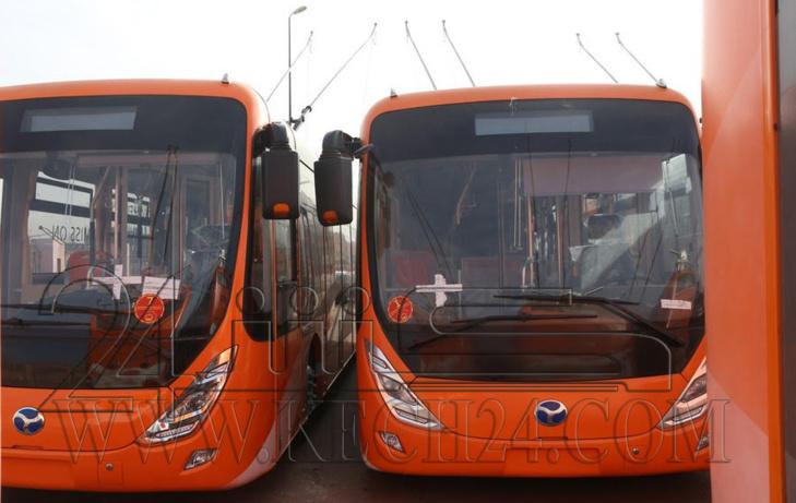 هذا ما يميز الحافلات الكهربائية التي تستعد للشروع في العمل في شوارع مراكش