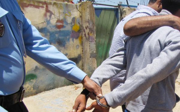 هكذا تم اعتقال