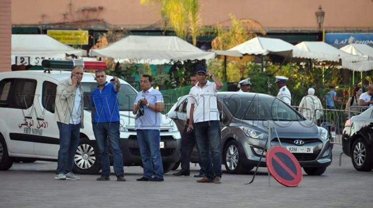 ساكنة صوكوما بمراكش تستنجد بوالي الامن بسبب جلسات خمرية بالشارع العام