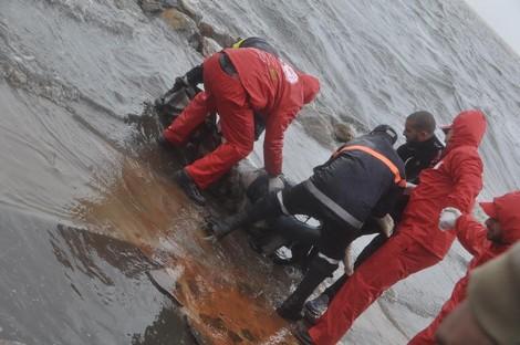 إنقاذ ثمانية بحارة بالمحمدية إثر تعطل مركبهم للصيد الساحلي