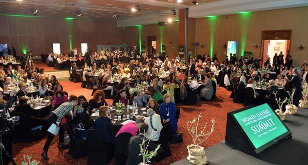 قمة نساء الرائدات تجمع قياديات من أجل المناخ بمؤتمر كوب22 بمراكش