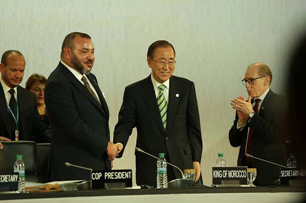 هيئة الأمم المتحدة تهنئ المغرب على
