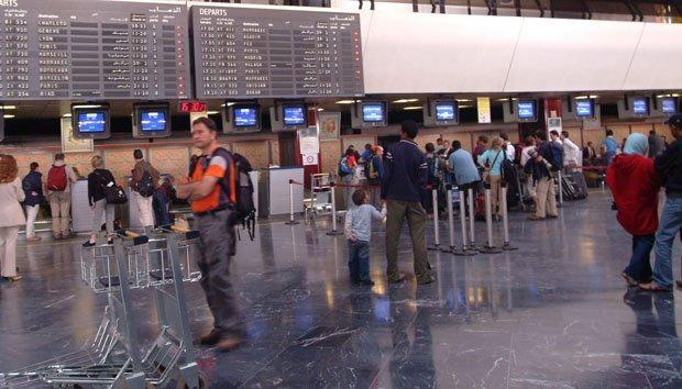 توقيف مواطنة ألمانية حاولت تهريب 2,3 كلغ من الكوكايين عبر مطار البيضاء