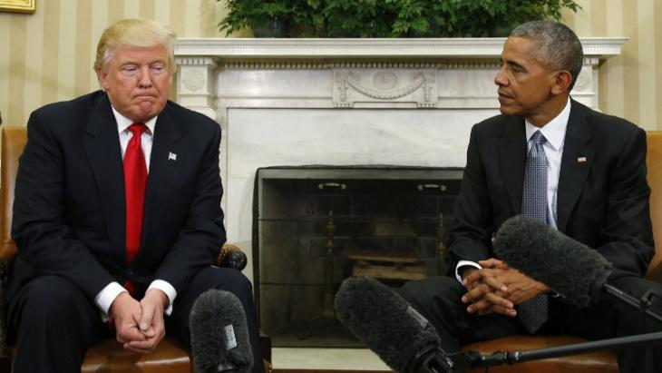 ترامب قد يحرم من البيت الأبيض في العام الأول لأسباب أمنية