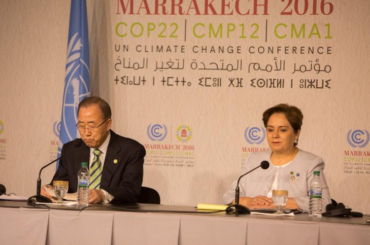 الأمم المتحدة تشيد بإعلان مراكش الذي يعد بمثابة