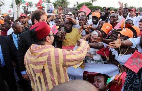 البيان المشترك الصادر في أعقاب الزيارة الملكية لجمهورية إثيوبيا الفدرالية الديمقراطية