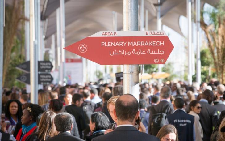 قلق سويسري من احتمالات التراجع في محادثات المناخ عقب قمة مراكش