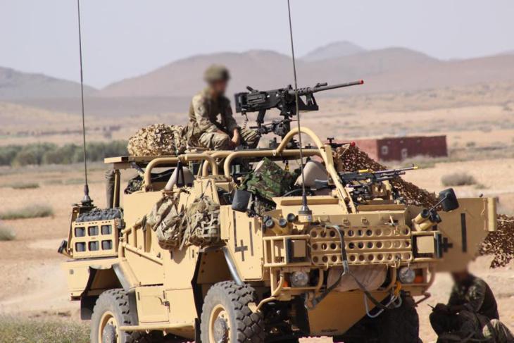 إدانة عشرة عسكريين عطلوا