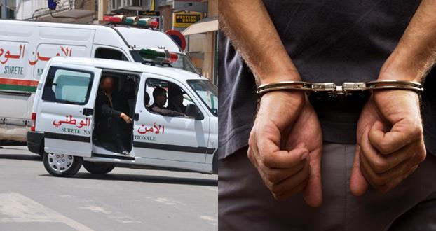هذه حقيقة إعتقال اسباني ومغربي في وضعية مخلة داخل مرحاض فندق بمراكش