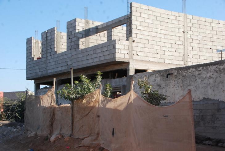 حقوقيون يقاضون رئيس جماعة تسلطانت بمراكش بسبب البناء العشوائي