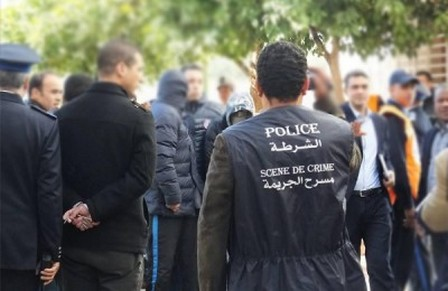 الشرطة القضائية توقف متهم بالضرب والجرح المفضي إلى الموت