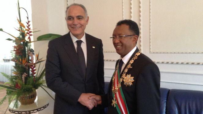 مزوار: إفريقيا تشكل أولوية بالنسبة لجلالة الملك وللمغرب