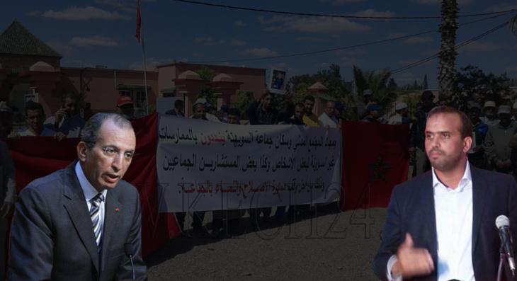 الإستئنافية الإدارية بمراكش تنصف الأعضاء غير المستقيلين بالسويهلة وتقضي بإجراء انتخابات تكميلية