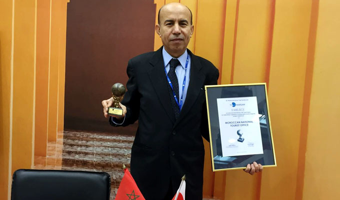 المغرب يتوج بجائزة أحسن جناح وتصميم بالمعرض الدولي للسياحة