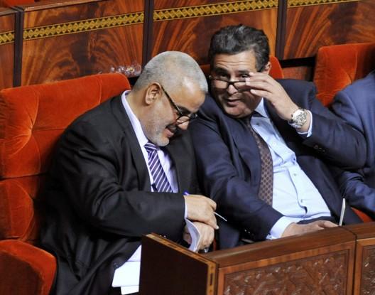 بنكيران: أتوفر على الأغلبية الحكومية وأنتظر أخنوش للاعلان عنها
