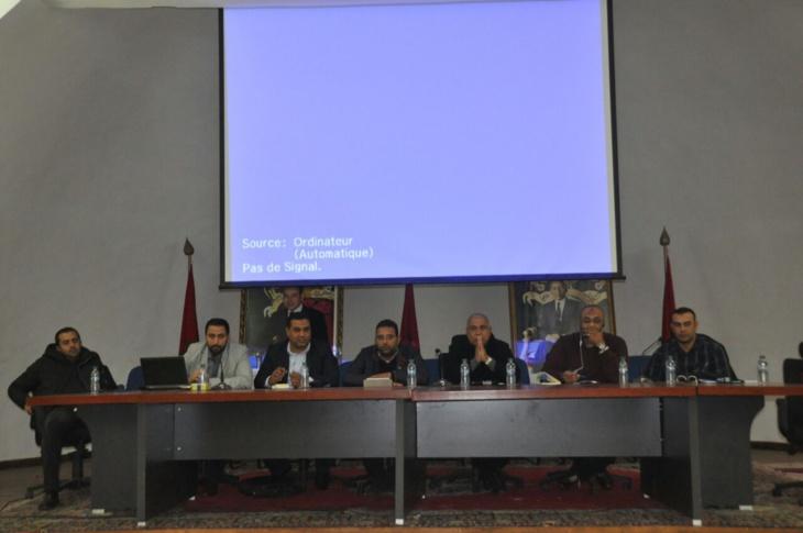 إنتخاب حماد الصنهاجي منصف رئيسا لجمعية أرباب وكالات كراء السيارات بمراكش