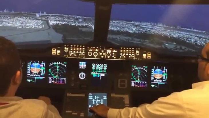 شرطة الطيران الاماراتية تعرب عن خيبة أملها جراء عجز المغرب عن إستقبال طائرتها الضخمة