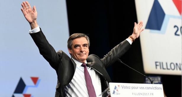 فيون يفوز بترشيح الجمهوريين للانتخابات الرئاسية الفرنسية