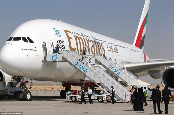 المكتب الوطني للمطارات يوضح بخصوص استقبال طائرة إيرباص 380 بمطار محمد الخامس