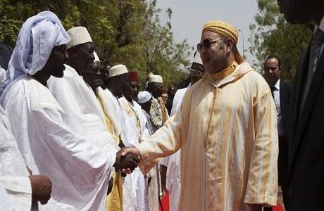 الملك يحل بعاصمة نيجيريا أبوجا دجنبر المقبل