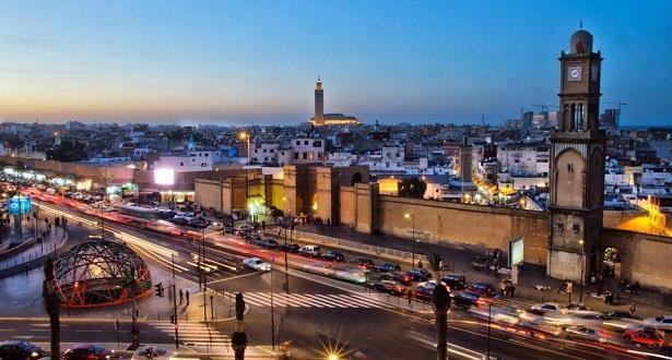 الدار البيضاء تتطلع إلى الالتحاق بالترتيب المائة لأفضل المدن للعيش حسب التصنيف العالمي