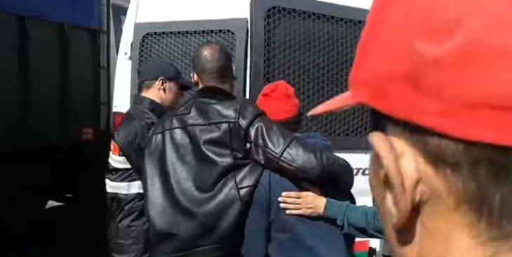 إعتقال شخص تورط في قضية تتعلق بالتهريب الدولي للمخدرات