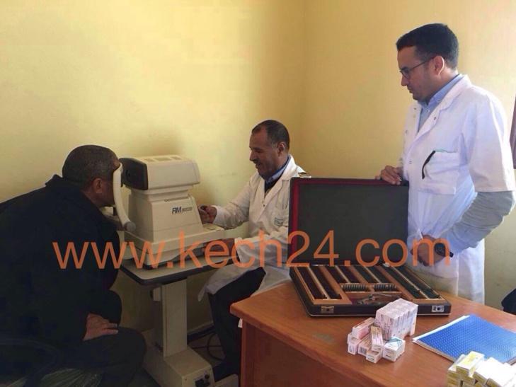 بالصور: ساكنة إقليم الرحامنة تستفيد من قافلة طبية في جميع التخصصات