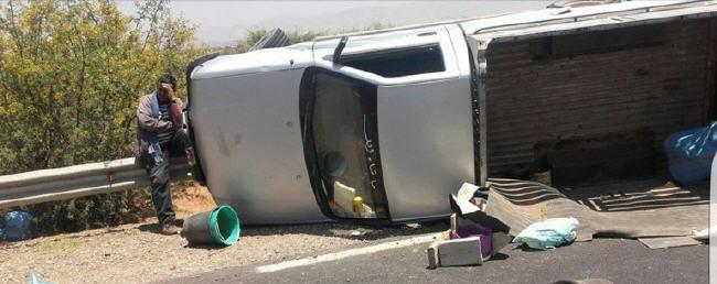 حادثة سير خطيرة تؤدي بحياة 3 اشخاص بسيدي رحال ضواحي مراكش