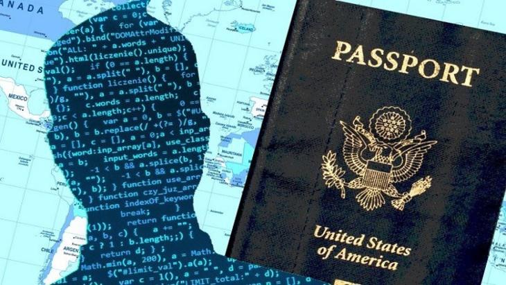 وجهك جواز سفرك المستقبلي
